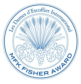 M.F.K Fisher Award for Excellence in Culinary Writing ...